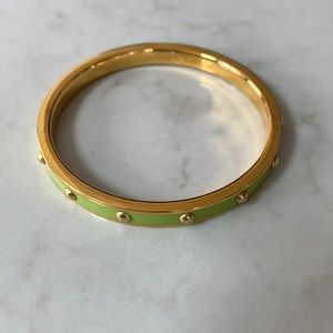 NWOT Coach Skinny Enamel Bangle!